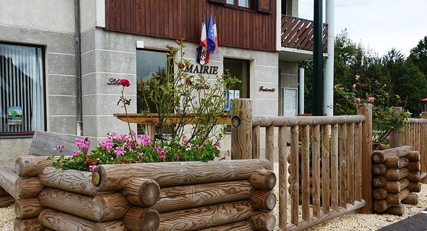 Mairie Ville de Sainte-Marie-du-Mont Isère